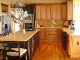 kitchen countertop ideas with maple cabinets white spring granite with maple cabinets for small kitchen decorating