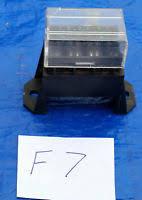 2 4 6 8 10 12 16 way heavy duty fuse box holder 12v volt blade kit 4 way heavy duty fuse box holder 12v volt blade kit car marine caravan