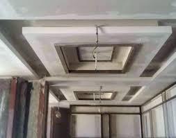 false ceiling ideas with fan two fan ceiling fan false ceiling design for rectangular living room