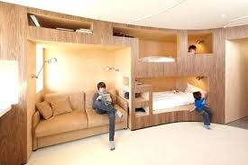 creative space saving furniture. Space Saving Childrens Bedroom Furniture Children Large Bed With Loft For The Whole Creative O