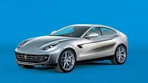 2020 ferrari suv interior and features. Ferrari Purosangue Suv Revealed Car Magazine