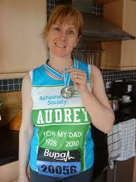 Audrey Parrott is fundraising for Alzheimer's Society