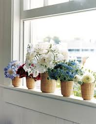 Decorating: Flower Window Box - Flower Boxes