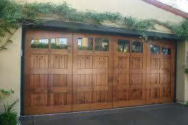 carriage style garage doors best