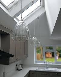 lights for sloped ceiling install pendant lights on sloping ceiling house sloped lighting as well 4 lights for sloped ceiling