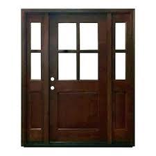 front door glass panels replacement exterior doors lumber exterior wood doors with glass panels glass front