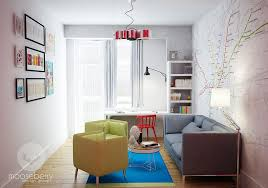 office wall design. Beautiful Home Office With A City Map Accent Wall [Design: Mooseberry Design] 50 Design S