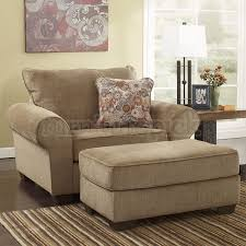 Attractive Overstuffed Chairs With Ottoman Best Ideas About Ashley Furniture  Chairs On Pinterest Rustic