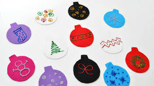 Adorable DIY Felt Christmas Tree \u0026 Ornaments \u2014 for Kids