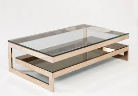 appealing design gold coffee table featuring rectangle shape coffee table and unique gold color table base frame best design ideas of gold coffee tables