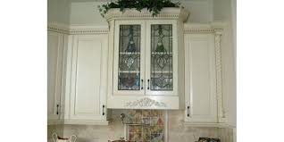 Glass kitchen cabinet doors Unfinished The Beveled Edge Art Glass Studio The Beveled Edge The Beveled Edge Cabinet Doors