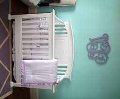 Lavender Nursery Lavender And Aqua Baby Girl Nursery Project Nursery