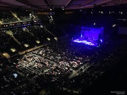 Madison Square Garden Section 310 Concert Seating