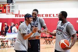 "USA Basketball on Twitter: ""Practice ..."