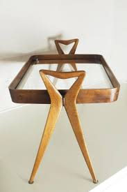 mid century furniture design. ico parisi graceful and rare side table milan 1954 mid century furniture design h