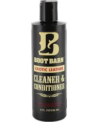 zoomed image boot barn exotic leather cleaner conditioner no color