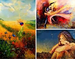 Форумы семинары конгрессы Новости Анна Кушнаренко закончила колледж искусств получила образование дизайнера Способности к живописи у Анны раскрылись ещё в художественной школе