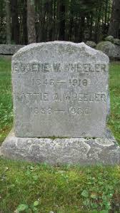 Hattie Augusta Fletcher Wheeler (1858-1930) - Find A Grave Memorial