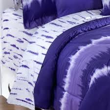tie dye comforter twin xl purple tie dye bedding
