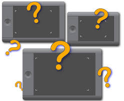 Wacom Bamboo Tablet Comparison Chart Which Size Graphics Tablet Should You Buy Creativepro Com