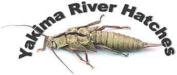 Yakima River Hatch Chart Worley Bugger Fly Co Yakima River Hatch Chart