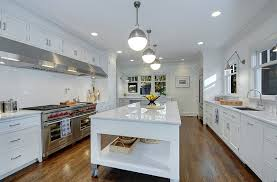 Modern Kitchen Island On Wheels