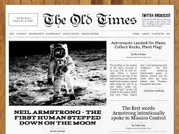 Newspaper Template Olden Times The Old Times Wordpress Theme By Alexey Chistyakov On Dribbble