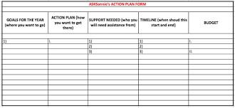 Action Plan Form - Bingo.raindanceirrigation.co