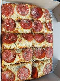 little caesars pepperoni cheese bread. Plain Cheese Photo Of Little Caesars Pizza  Skokie IL United States Pepperoni Cheese  Bread To Cheese Bread