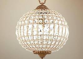 benita antique copper 4 light metal globe crystal chandelier large vintage beautiful architecture with home improvement