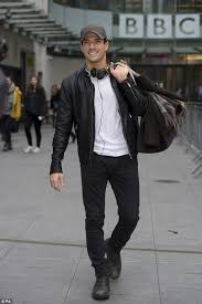 back to black danny mac looked cool in a pair of black jeans white