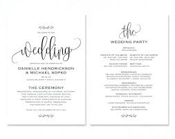 Wedding Invitation Layout Templates Samples Template Cafe322 Com