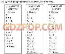 ГДЗ решебник по информатике класс Горячев и часть онлайн  1 2 3 4 5 6 7 8 9 10