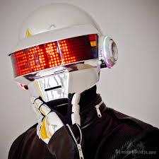 Daft Punk - Thomas Bangalter #2 | Costumes and props by: vol…