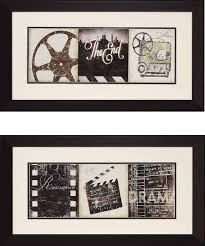 inspiring amazing best movie reel wall decor ideas and popcorn clip art of home theater plaques on home cinema wall art uk with unbelievable cinema wall decor floor and decorations shop pict of