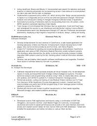 Projects On Resume Why I Use Animals In My Research Latimes College Projects On