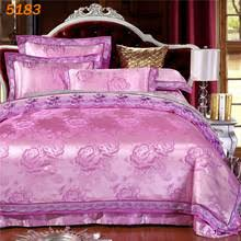 Buy discount quilts and get free shipping on AliExpress.com & Silk comforter cover Kings cute bedding set chelsea bedding luxury satin  quilt cover set discounted queen Adamdwight.com