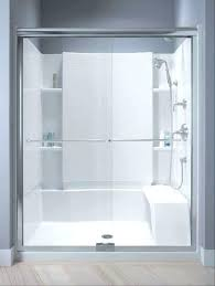 shower replacement costs replace tub with walk in shower turn a bathtub into within plans