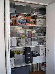 office closet. Lovable Office Storage Closet Getting The Most Out Of Your Closets Unclutterer