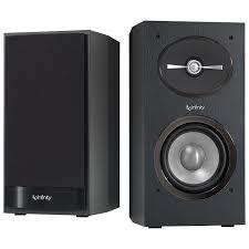 infinity home speakers. infinity r152bk 125-watt bookshelf speaker - black pair : home speakers best buy canada