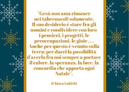 Centenario Chiara Lubich, iniziative in Italia ...