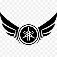 logo yamaha corporation decal cdr