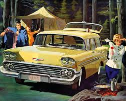 Automotive Lemons! Ten Classic Car Ads Featuring Yellow Cars | The ...