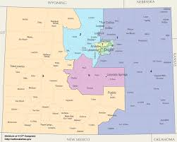 District Lines Size Chart Colorados Congressional Districts Wikipedia