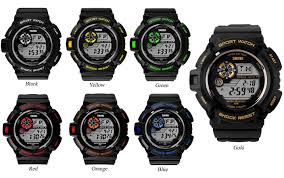 g shock style sports watch my instant deal