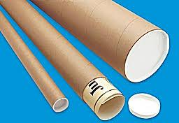 kraft mailing tubes cardboard tubes