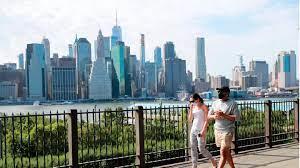 Vom Coronavirus umzingelt: New York ...