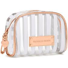 victoria s secret mini cosmetic bag