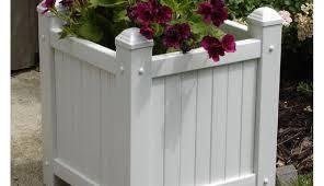planter vinyl metal ter treated home farm extra wheel big diy bunnings box window depot flower