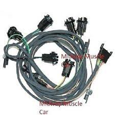 gto wiring harness parts accessories rear body tail light wiring harness 67 pontiac gto 1967 coupe post ram air